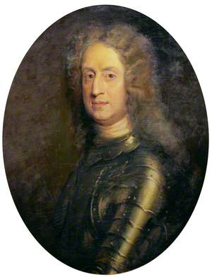 General James Oglethorpe (1696–1785), Philanthropist and Colonizer of Georgia