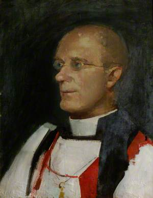 C. M. Blagden, Scholar, Lecturer and Assistant Chaplain, Honorary Fellow (1942–1952), Bishop of Peterborough