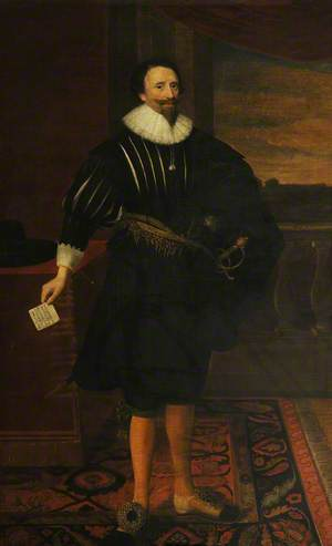 Dudley Carleton (1573–1632), Viscount Dorchester