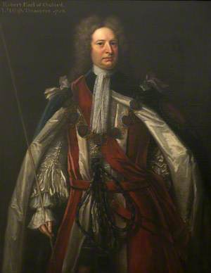 Robert Harley (1661–1724), Earl of Oxford