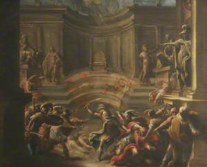 An Assassination, a Scene from Ancient History