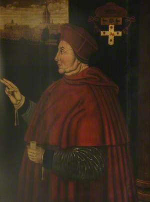 Cardinal Thomas Wolsey (1475–1530)