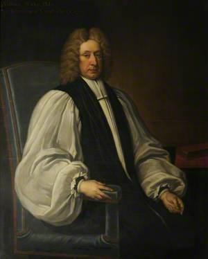 William Wake (1657–1737), Archbishop of Canterbury