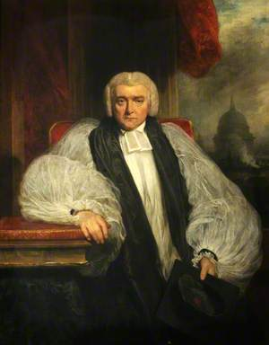 John Randolph (1749–1813), Bishop of London