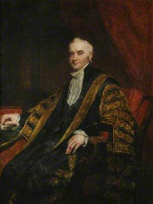 Nicholas Vansittart (1766–1851), Baron Bexley