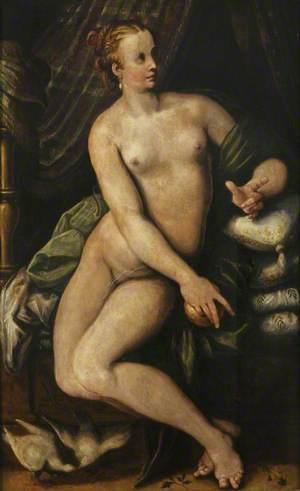 Venus Seated
