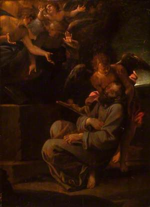 Saint Francis in a Swoon