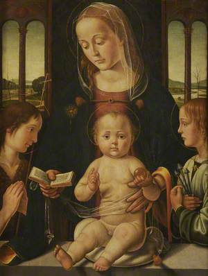 The Virgin and Child with the Young Saint John