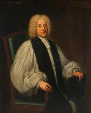 Robert Clavering, Bishop of Peterborough
