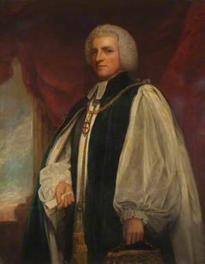 Shute Barrington, Bishop of Durham