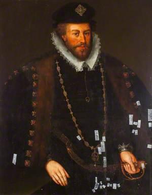 Robert Devereux, Earl of Essex