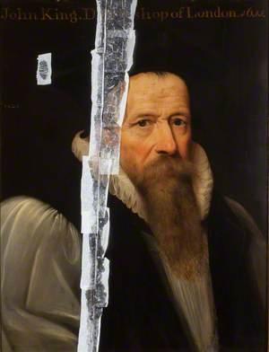 John King, Bishop of London