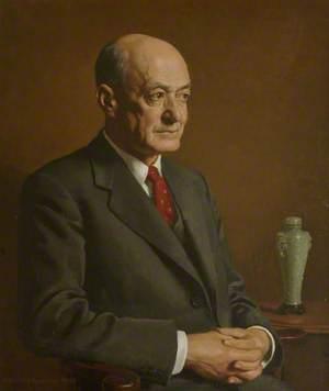 Sir Cyril Norman Hinshelwood (1897–1967)