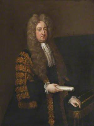 William Bromley (c.1663–1732), DCL