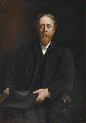 Reverend Henry George Woods (1842–1915)