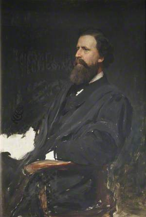 Mr Alexander MacDonald (1839–1921)