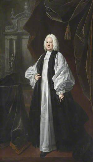 Archbishop John Potter (1673/1674–1747), Archbishop of Canterbury