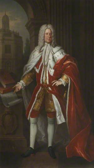 Charles Butler (1671–1758), 1st Earl of Arran