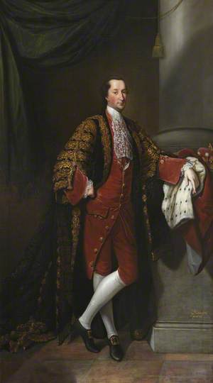 George Henry Lee (1718–1772), 3rd Earl of Lichfield