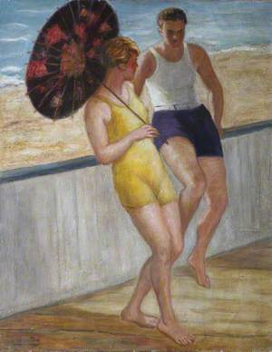 Bathers, Cannes