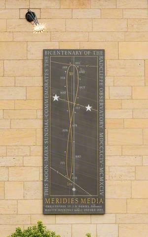 Noon-Mark Sundial