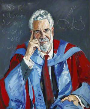 Sir Christopher Zeeman (b.1925), Principal (1988–1995)