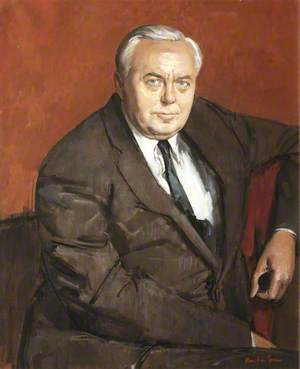 Sir Harold Wilson, Prime Minister (1964–1970 & 1974–1976)