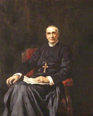 A. F. Winnington-Ingram, '2nd Portrait'