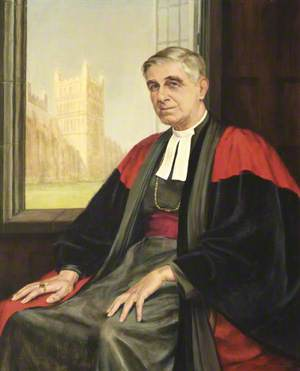 Right Reverend Robert Cecil Mortimer, DD (Honorary Fellow, 1951)