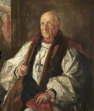 Most Reverend Cyril Garbett, GCVO, Scholar (1895), Honorary Fellow (1942)