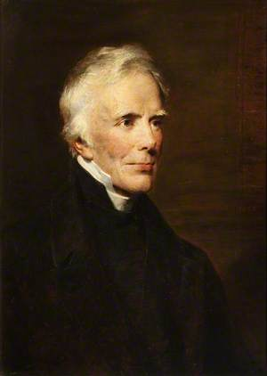 Reverend John Keble (1792–1866), MA