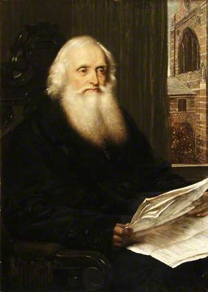 William Gibbs of Tyntesfield, Somerset, Donor of the Chapel