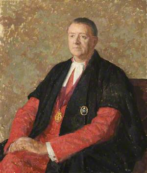 Eric Symes Abbot, Warden (1956–1960)