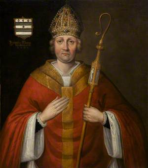 Richard Fleming (c.1385–1431), Bishop of Lincoln (1420–1431), Founder of Lincoln College