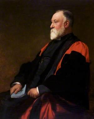 William Walter Merry (1835–1918), Rector (1884–1918)