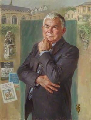 Paul Langford (b.1945), Rector (2000–2012)