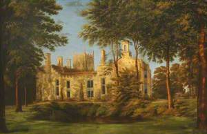 Combe Rectory and Church