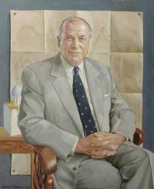 Sir Bryan George Cartledge, KCMG, Principal (1988–1996)