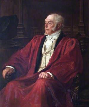Robert Bullock Marsham (d.1880), Warden