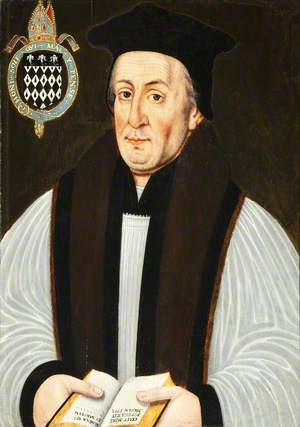 William of Waynflete (1398–1486), Bishop of Winchester (1447–1486), Founder of Magdalen