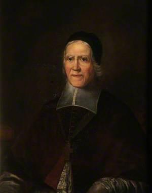 Bonaventura Giffard (1642–1734), Intruded President (1688)