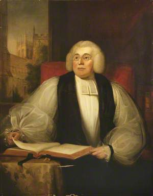 George Horne (1730–1792), President (1768–1792)