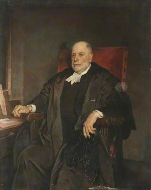 Sir Thomas Herbert Warren (1853–1930), President (1885–1928)
