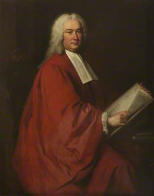 Sir Edmund Isham (1690–1772), Fellow (1720–1736)
