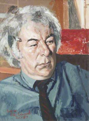 Seamus Heaney (1939–2013), Fellow (1989)