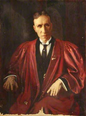 Georges S. F. C. Kaeckenbeeck (1892–1973), Matriculated (1914)