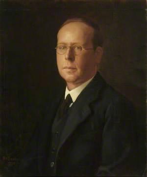 Professor Bernard Groom, Matriculated (1915)