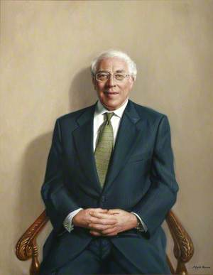 Anthony David Smith (b.1938), President (1988–2005)