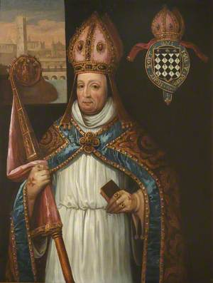 William of Waynflete (1398–1486), Bishop of Winchester (1447–1486)