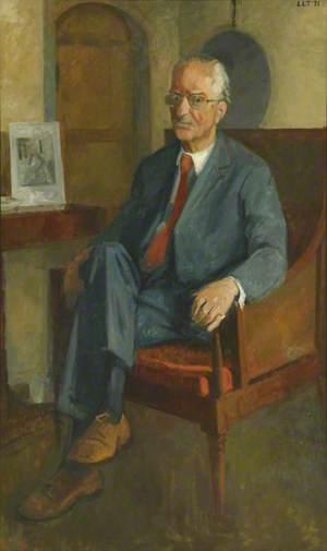 Sir William Hayter, Warden